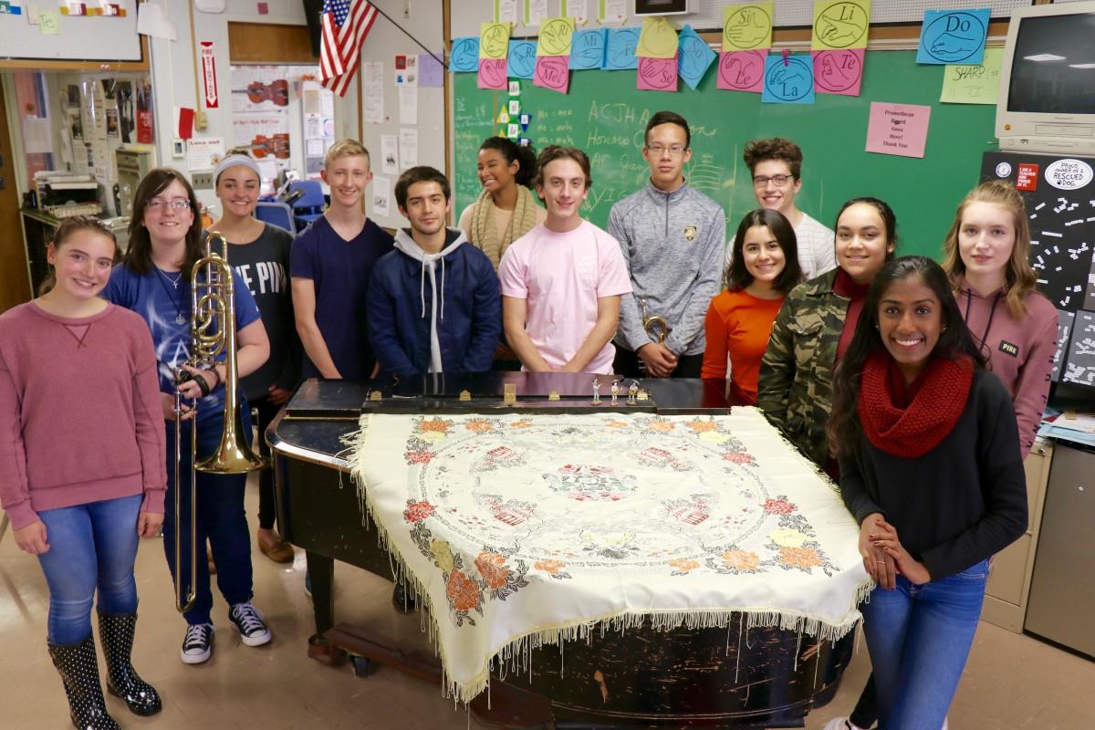 Thumbnail for NFA Main sends record 10 students to NYSSMA