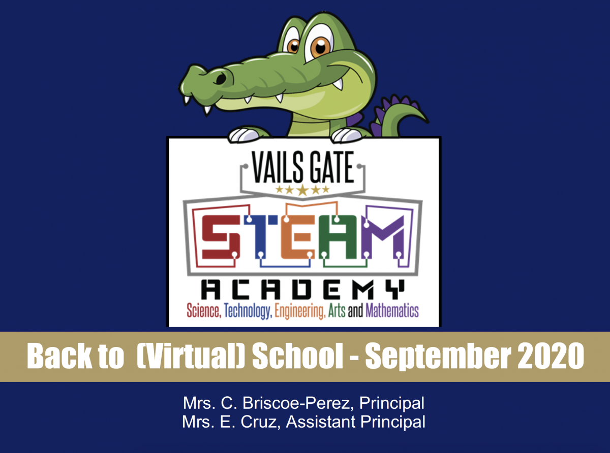 Thumbnail for Vails Gate Virtual Back to School