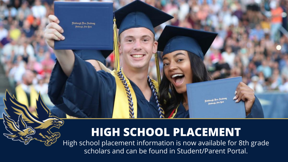 Thumbnail for High School Placement Now Available