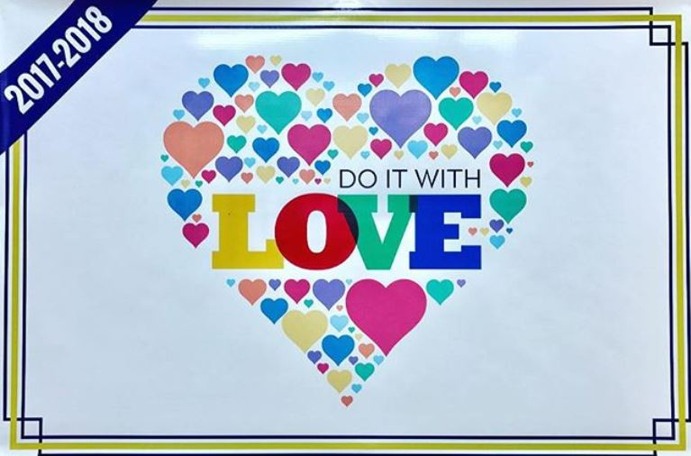 Thumbnail for Do It With Love Award at Fostertown!