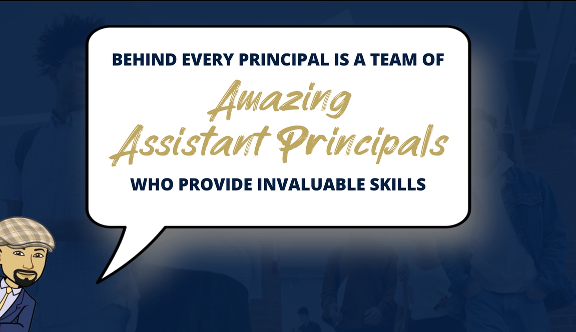Thumbnail for National Assistant Principals Week is April 5–9, 2021!