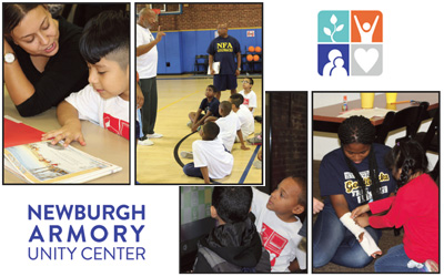 Thumbnail for Register Now for Newburgh Armory Unity Center Activities for Grades PreK-6th