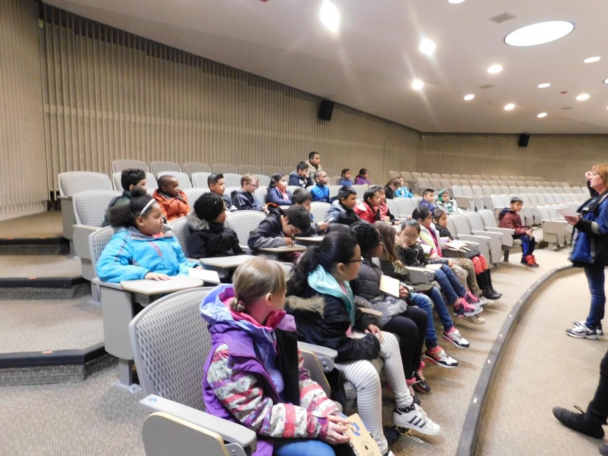 Thumbnail for Balmville Scholars Visit SUNY New Paltz!