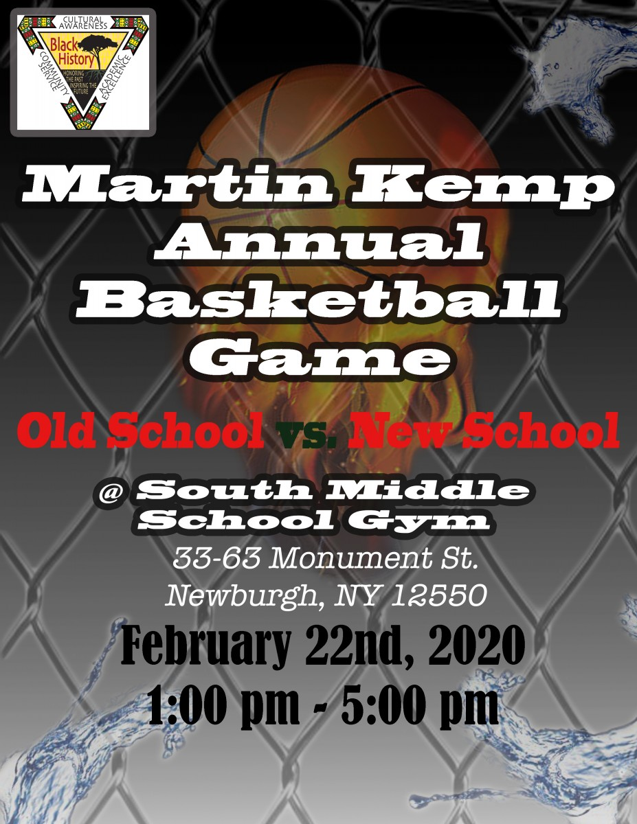 Thumbnail for NFA Black History Club Hosts Annual Old School vs. New School Basketball Game
