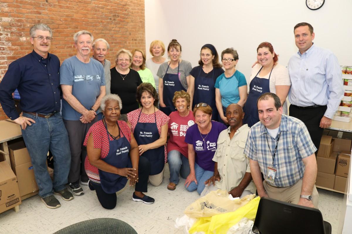 Thumbnail for Newburgh Back Pack Program Highlights Community Partnerships
