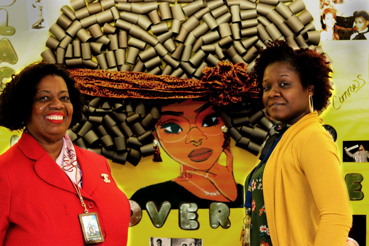 Thumbnail for Black History Month celebrated again at Balmville Elementary School in February 2019