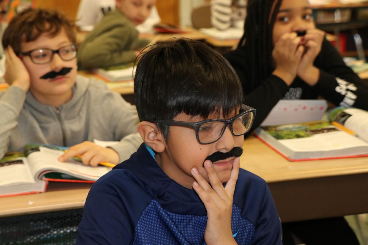 Balmville School Spirit Day