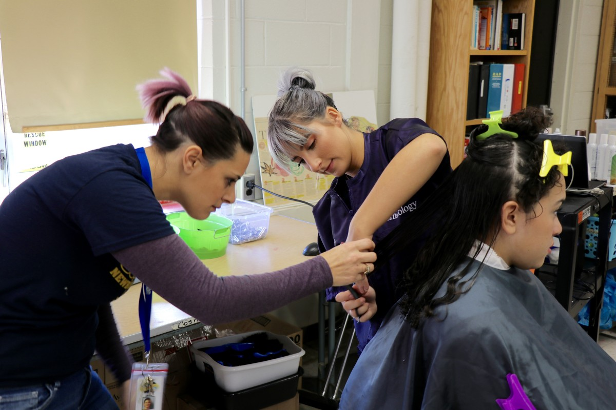 Thumbnail for Career and Technical Education (CTE) Spotlight on Cosmetology
