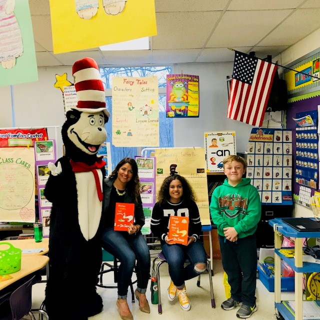Fostertown School Celebrates Drseuss Literacy Night Fostertown