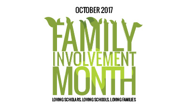 Thumbnail for October is Family Involvement Month
