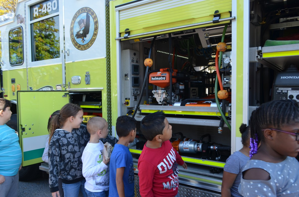 Fire Prevention Week At Vails Gate