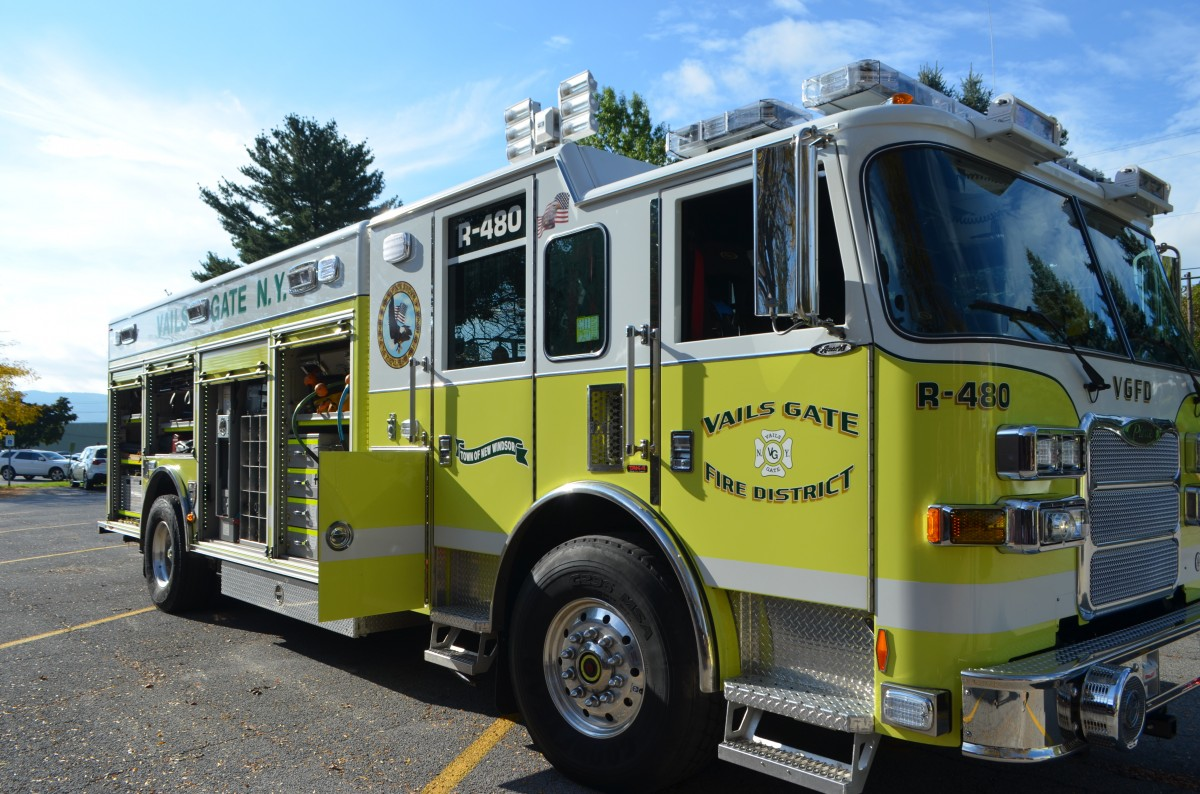 Thumbnail for Newburgh Schools Participate In Fire Prevention Week Activities (Oct. 7-13)