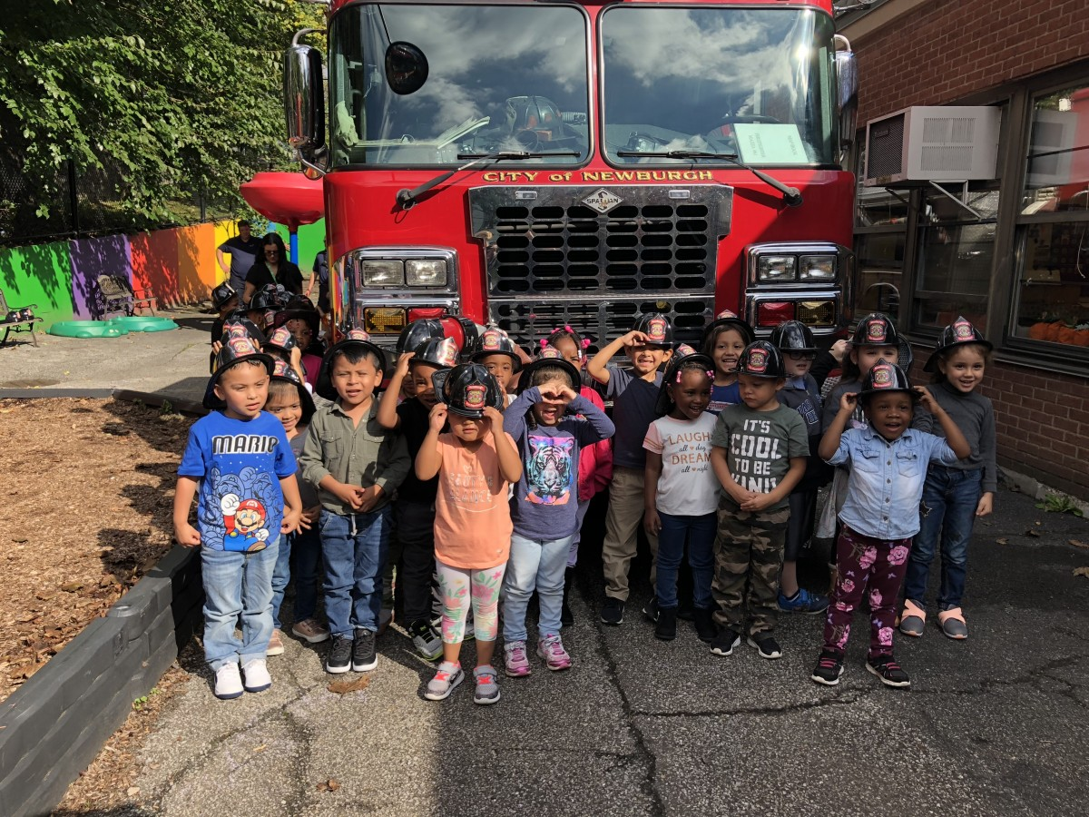 Fire Prevention Week At Horizons On The Hudson
