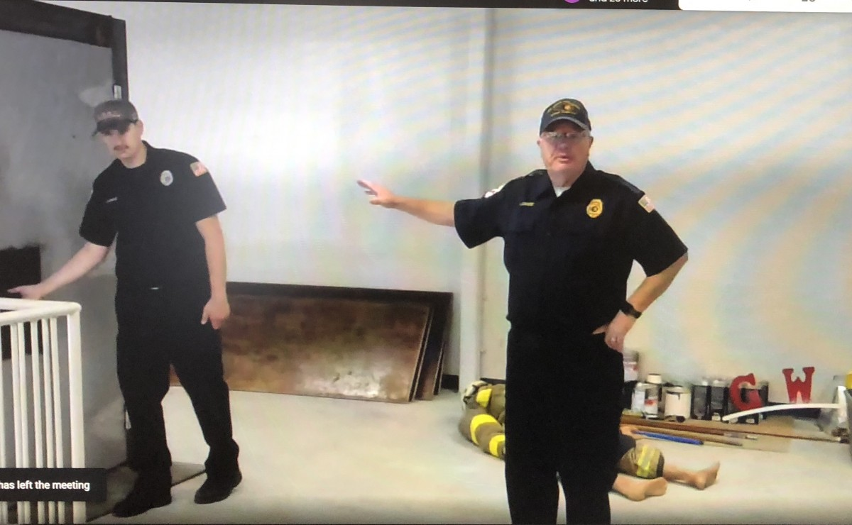 Thumbnail for Fostertown and Gardnertown Scholars Participate in Virtual Fire Prevention Day