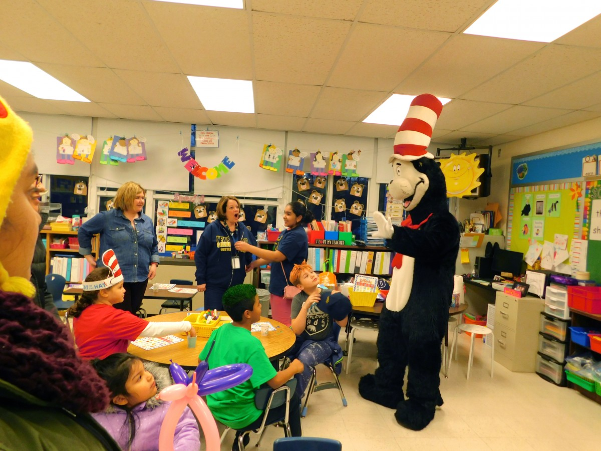 Dr.Seuss Literacy Night