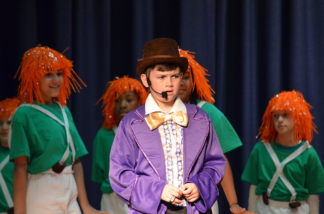 Thumbnail for Fostertown ETC Magnet School's Production of: Roald Dahl's Willy Wonka, Jr.