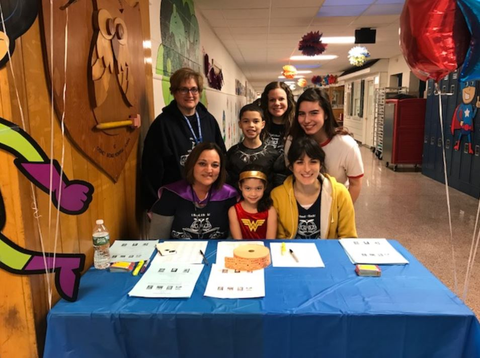 Thumbnail for GAMS Hosts Third Annual Literacy Night!