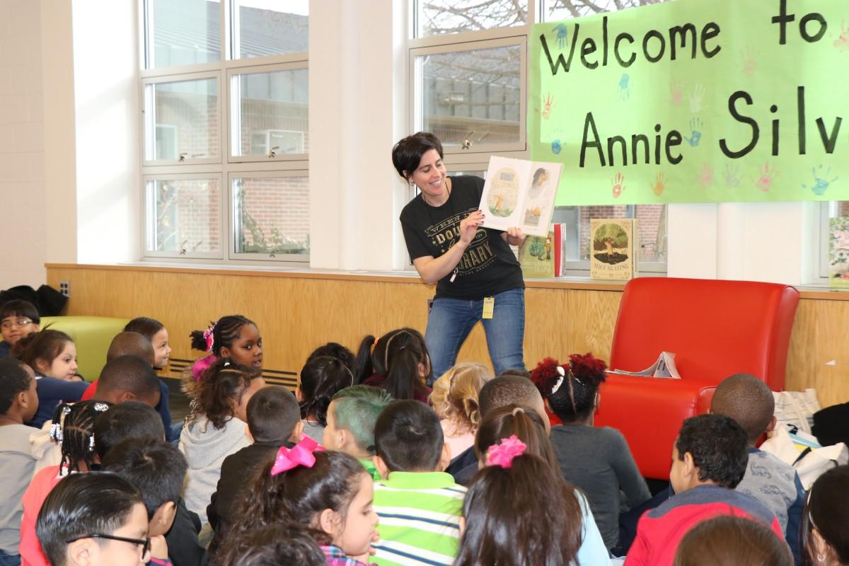 Annie Silvestro Visit
