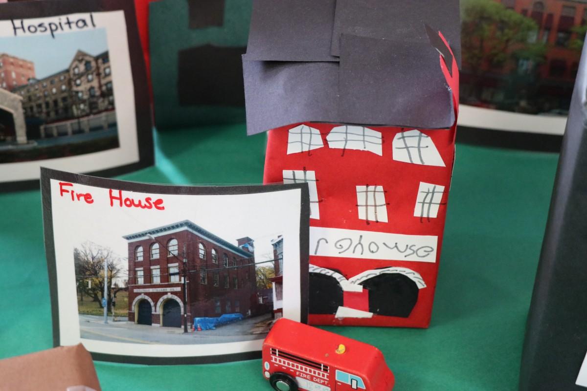 GAMS Pre-K Newburgh Buildings