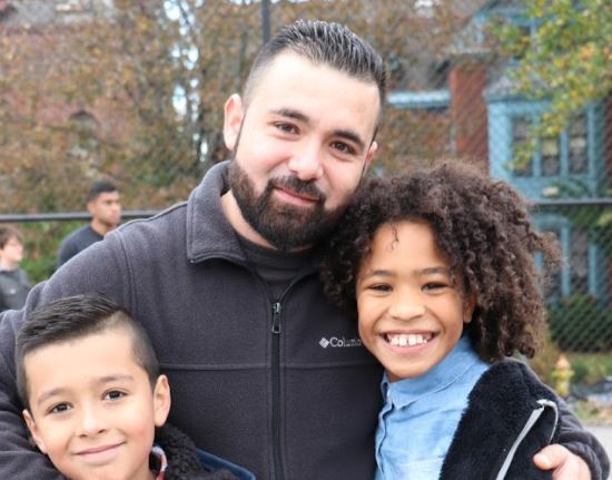 Thumbnail for Horizons on the Hudson's Bring Your Dad To School Day - Great Success!