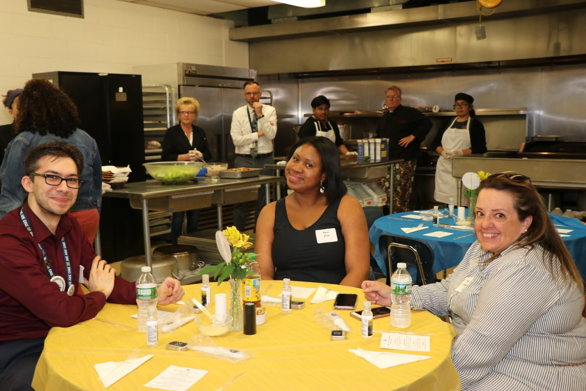 Thumbnail for Human Capital Partners Host 2nd Annual New Employee Dinner