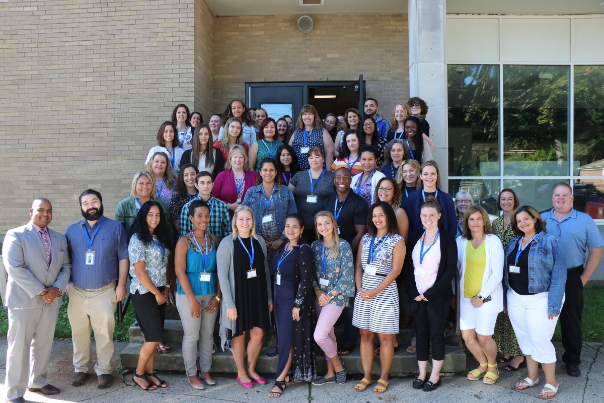Thumbnail for NECSD Welcomes New Teachers!