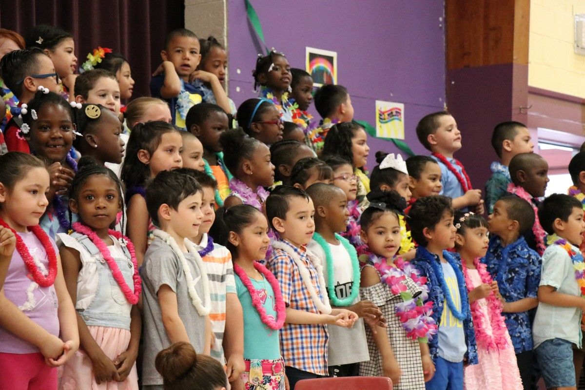 Thumbnail for Photos from the Kinder-gator Moving Up Ceremony!
