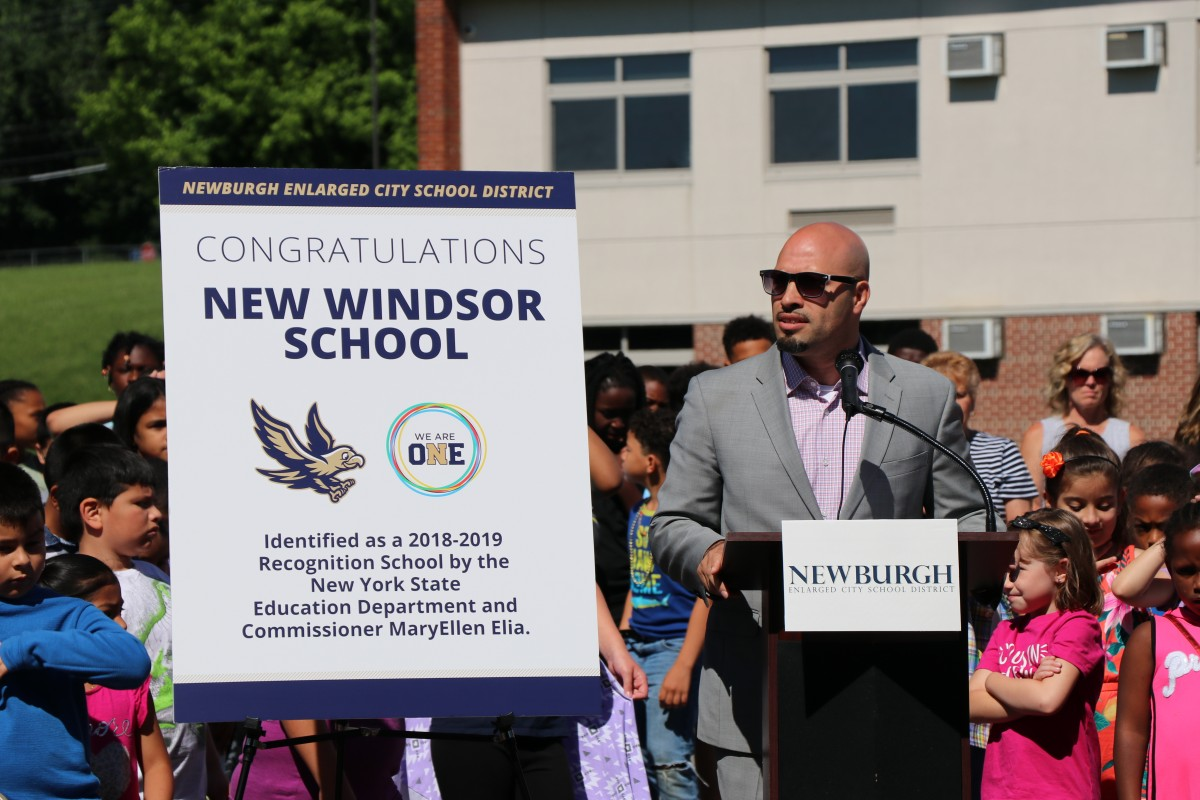 Thumbnail for New Windsor School Identified as a 2018-19 Recognition School