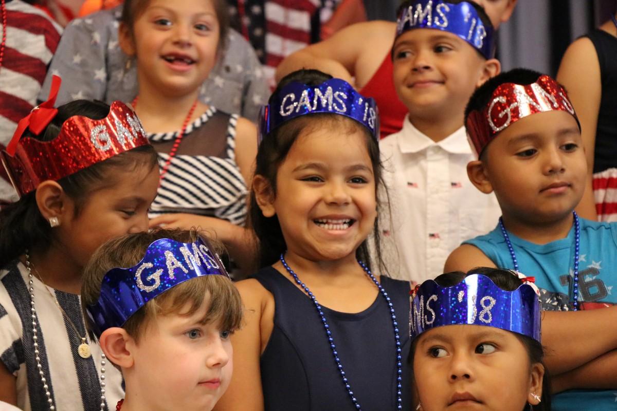 Thumbnail for Gidney Avenue Memorial School Celebrates Kindergarten Moving Up Ceremony!
