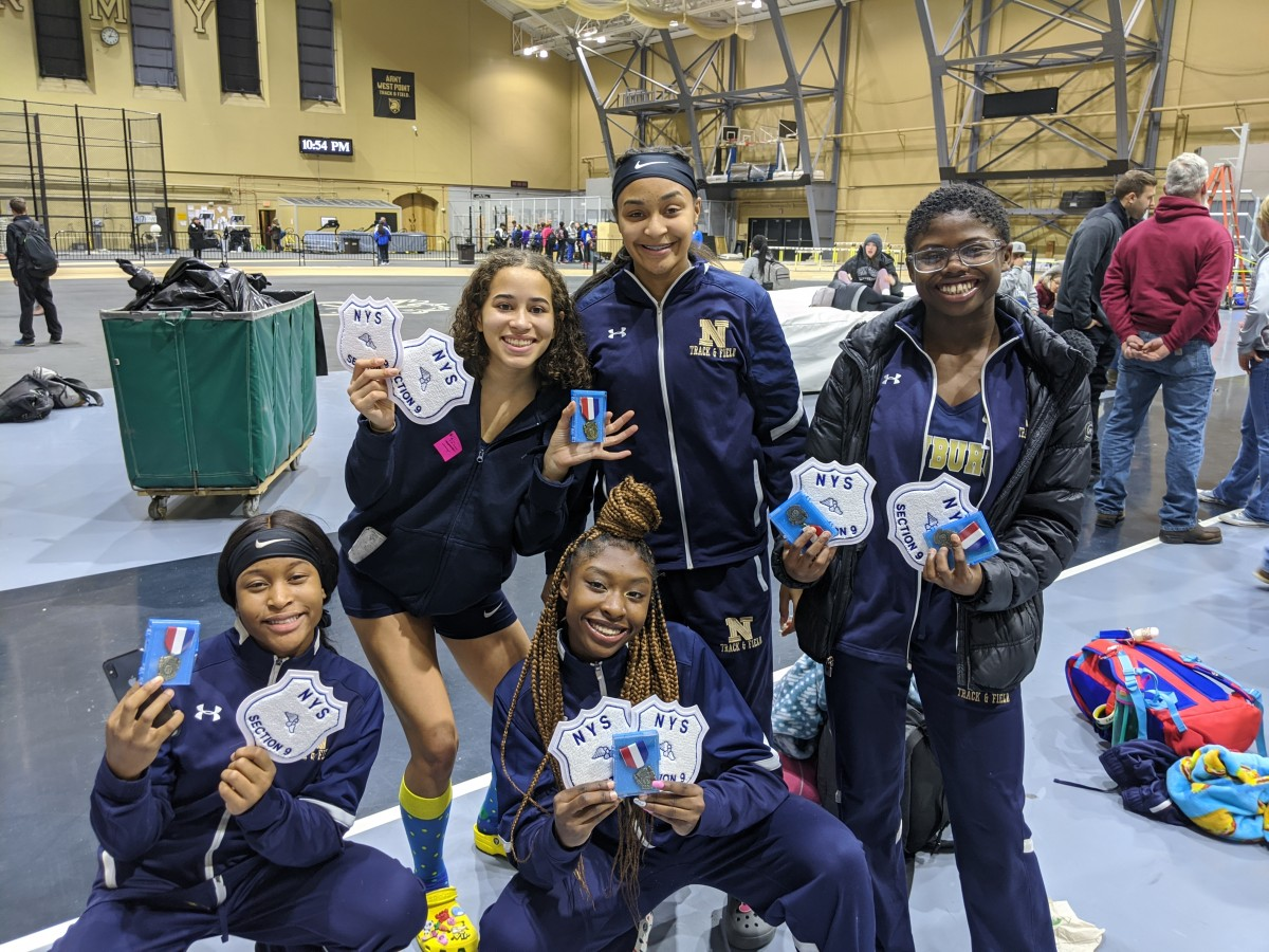 Thumbnail for Five NFA Girls Varsity Indoor Track Athletes Headed to States