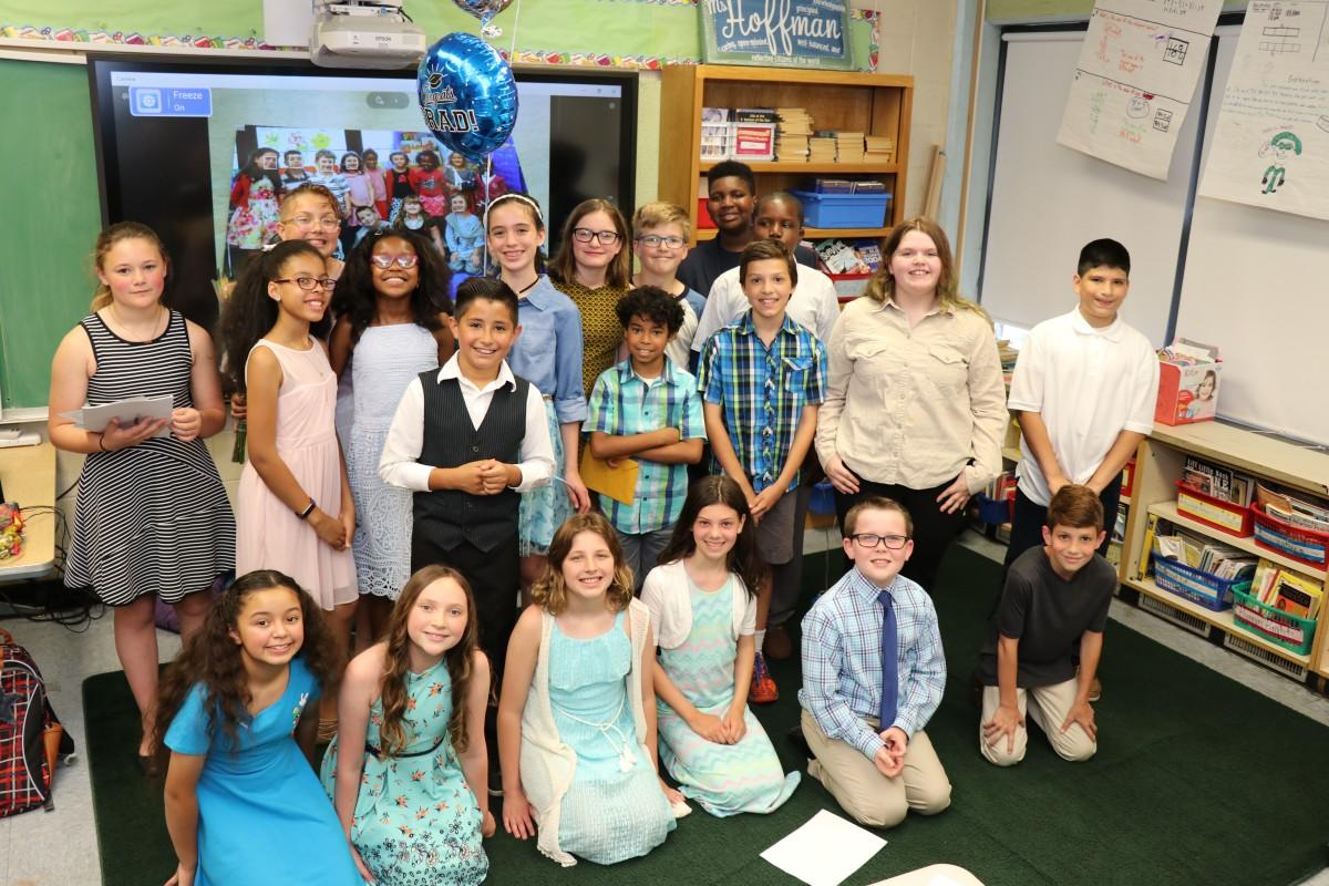 Thumbnail for Horizons on the Hudson Celebrates Grade 5 Moving Up Ceremony
