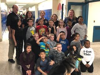 Thumbnail for Meadow Hill GEMS Raise Money for K-9 Dog, Raven