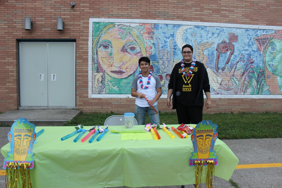 Temple Hill Back-to-school Bash