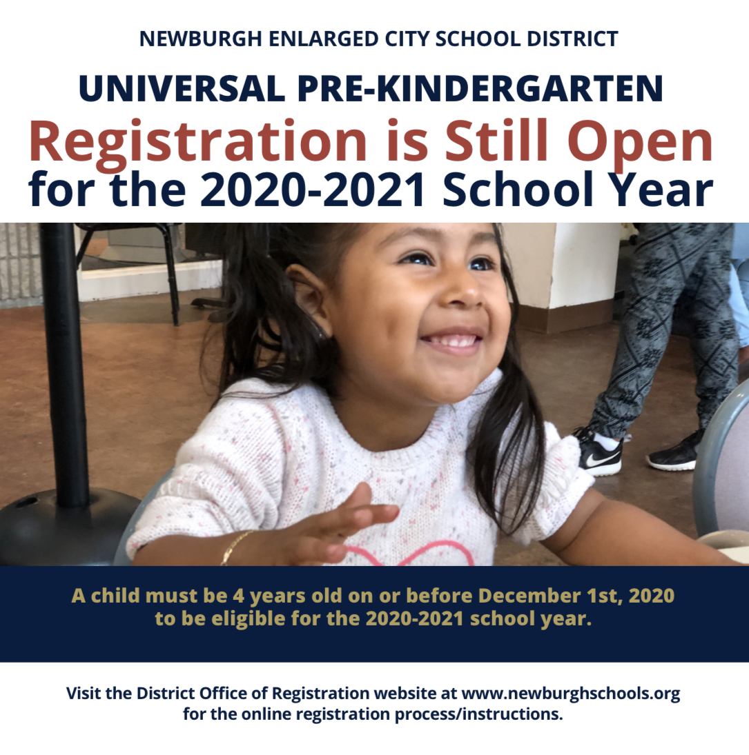 Thumbnail for Pre-K Registration is Still Open!