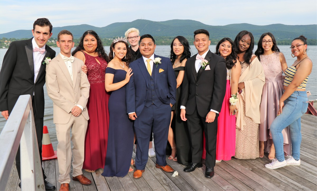 Thumbnail for Students Celebrated the NFA Senior Prom