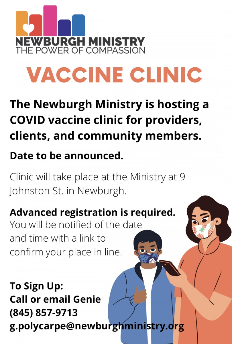 Thumbnail for Vaccine Clinic Sign Up
