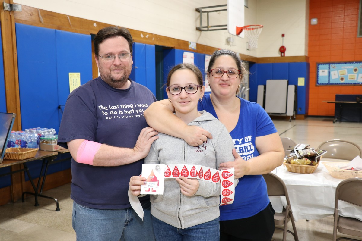 Thumbnail for Meadow Hill PTO Hosts Annual Blood Drive