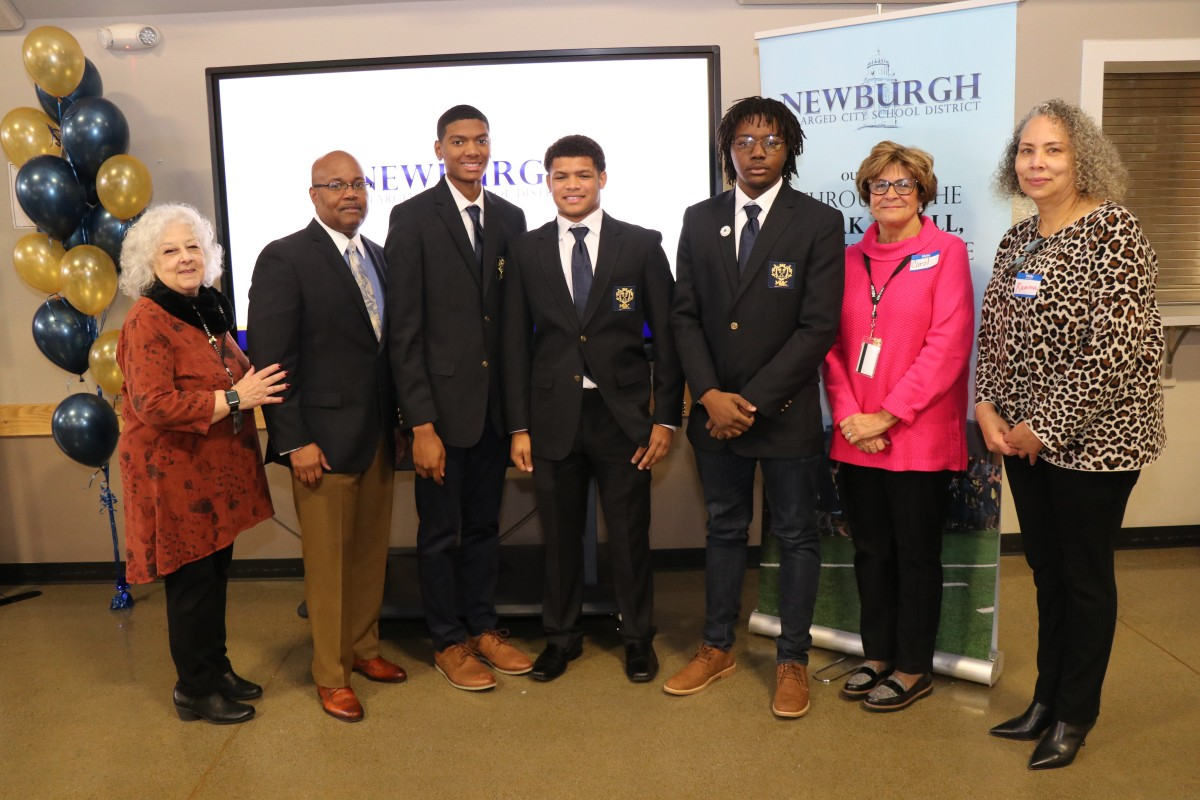 Thumbnail for Goldbacks in the News! NECSD Hosts MBK Relaunch Event