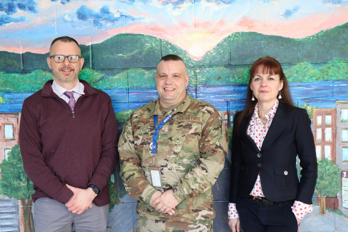 Thumbnail for Newburgh Free Academy Selected to Attend Prestigious National Air Force Program