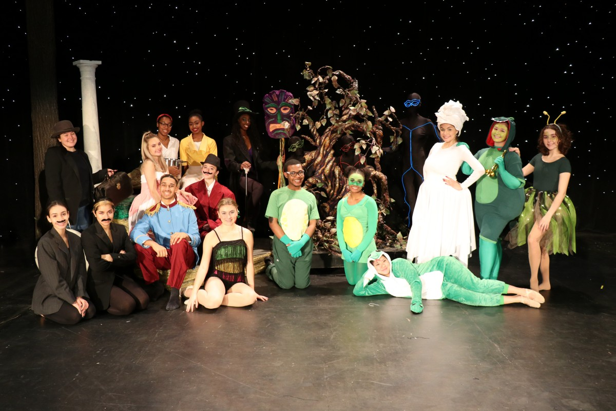 Thumbnail for NFA Dance Program to Perform Princess and the Frog this Weekend