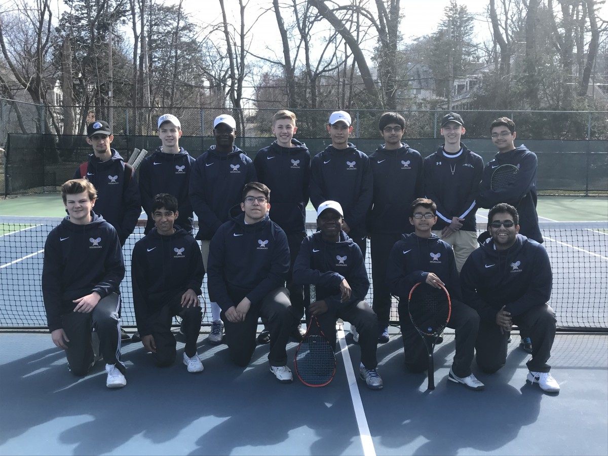 Thumbnail for NFA Varsity Men's Tennis Team Wins OCIAA Division I Championship
