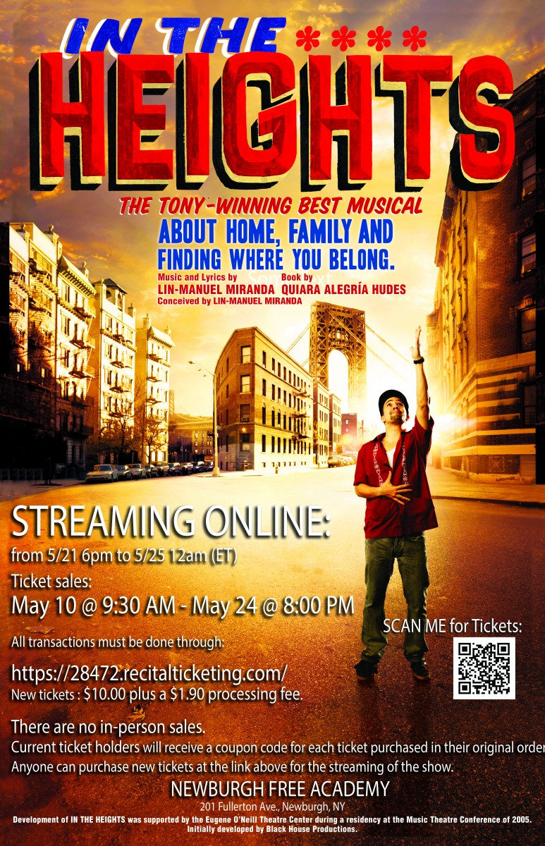 Thumbnail for NFA Spring Musical: In the Heights (Virtual)