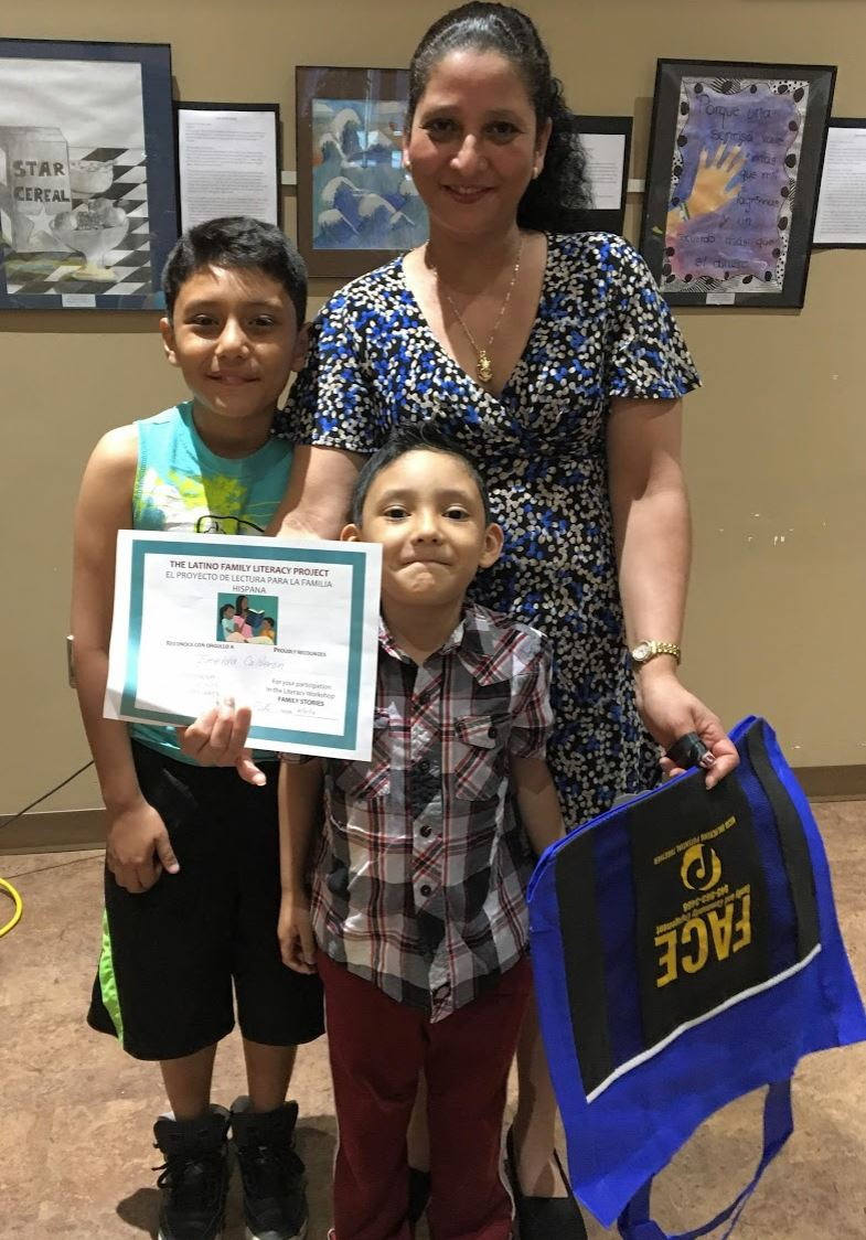 Thumbnail for Latino Family Literacy Project Graduates 16 Families Across Meadow Hill and Balmville Schools!