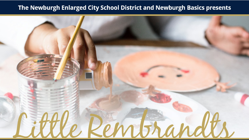 Thumbnail for Newburgh Basics: Little Rembrandts for 0-4 Year Olds