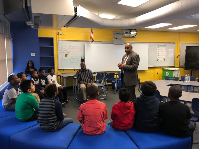 Thumbnail for Principal Kafele, International Renowned Education Speaker and Author Speaks to Scholars