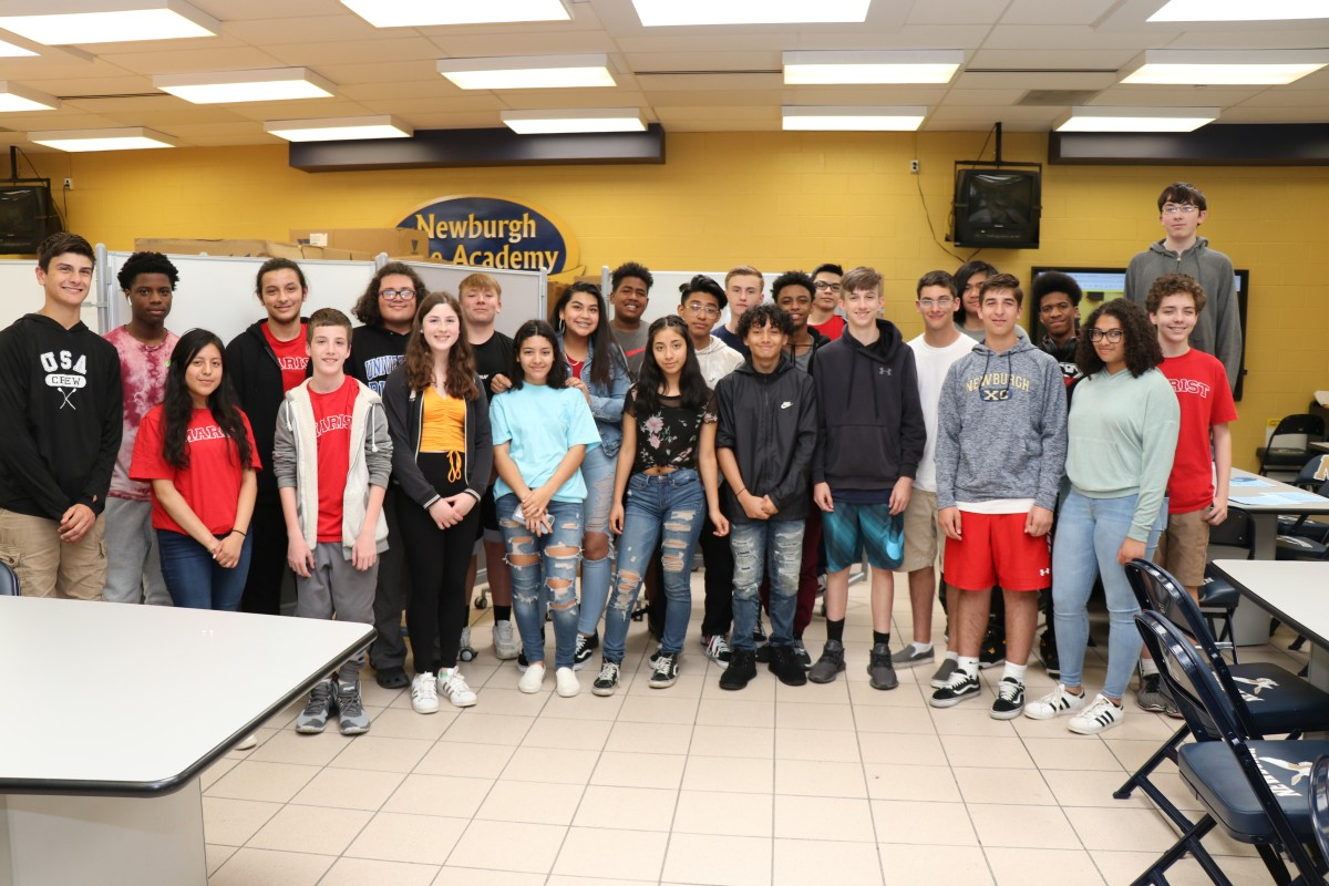 Thumbnail for 29 9th Grade Scholars Earn First Set of College Credits