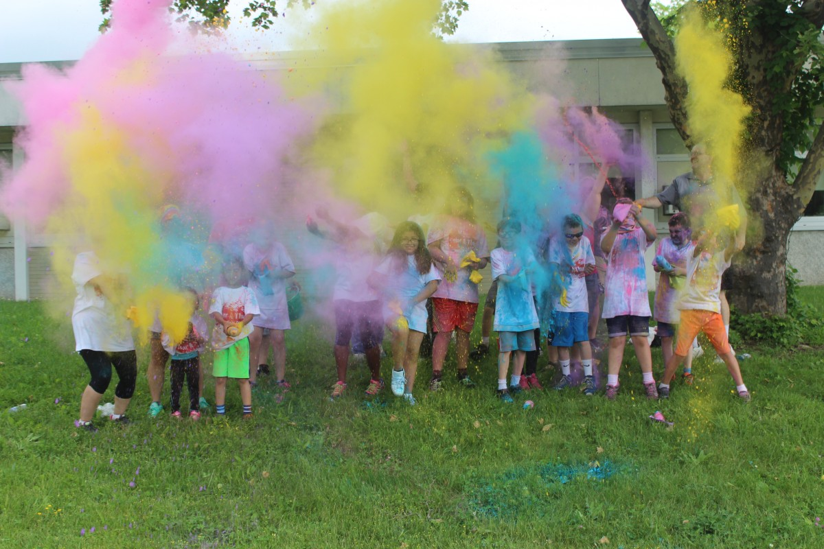 Thumbnail for Meadow Hill Holds 2nd Annual Color Run