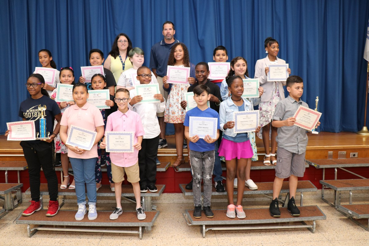 Thumbnail for Meadow Hill School Celebrates 5th Grade Moving Up Ceremony