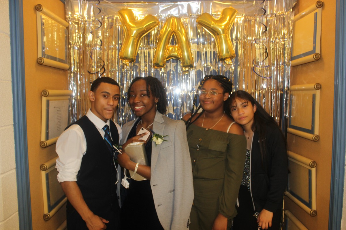 Thumbnail for Meadow Hill Holds 8th Grade Formal