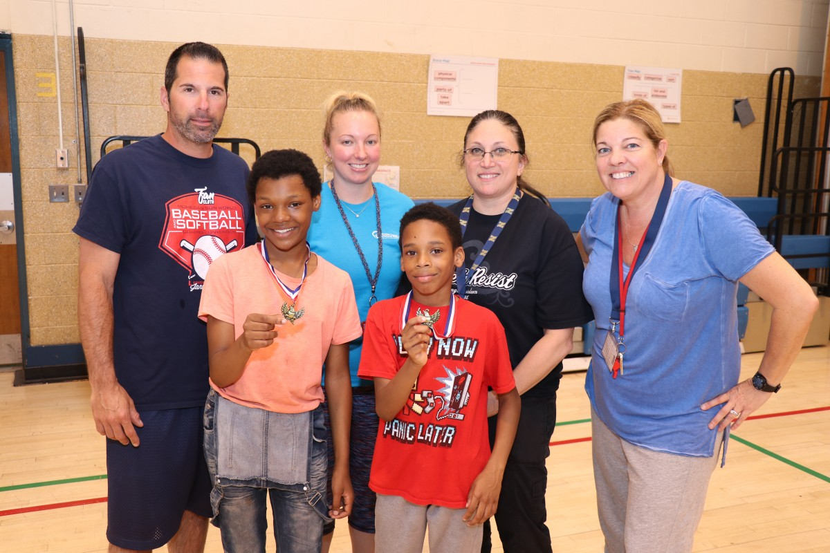 Thumbnail for Meadow Hill School Hosts Annual Battle of the Superstars Contest